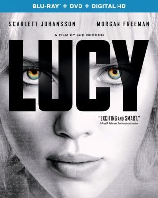 Люси / Lucy (2014) BDRip 720p