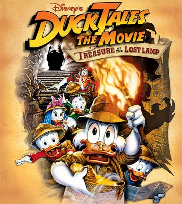Утиные Истории: Заветная лампа / DuckTales: The Movie — Treasure of the Lost Lamp (1990) WEB-DL 1080p