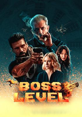 День курка / Boss Level (2020) WEB-DLRip 720p