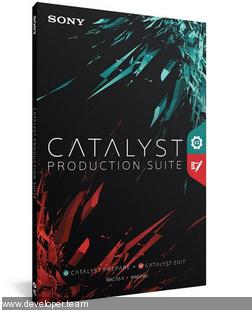 Sony Catalyst Production Suite 2020.1 (x64)