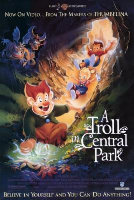 Тролль в Центральном парке / A Troll in Central Park (1994) WEB-DL 1080p