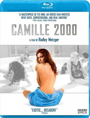 Дама с камелиями 2000 / Camille 2000 (1969) BDRip 1080p