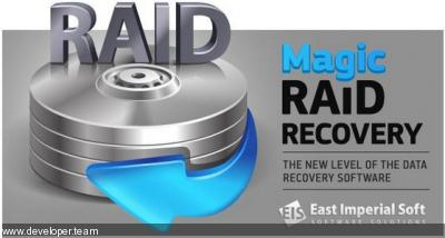East Imperial Magic RAID Recovery 1.1 Unlimited / Commercial / Office / Home Multilingual