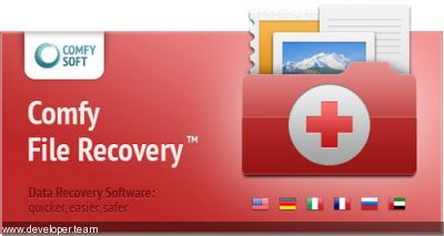 Comfy File Recovery 5.4 Unlimited / Commercial / Office / Home Multilingual
