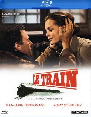 Поезд / Le train (1973) BDRip 720p