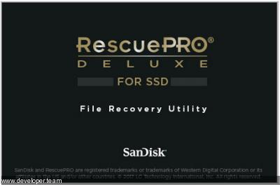 LC Technology RescuePRO SSD 7.0.1.1
