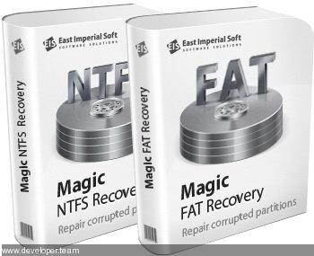 East Imperial Soft Magic FAT / NTFS Recovery 3.4 Unlimited / Commercial / Office / Home Multilingual
