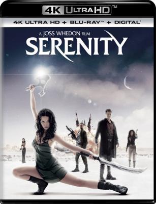 Миссия «Серенити» / Serenity (2005) BDRemux 2160p | HDR
