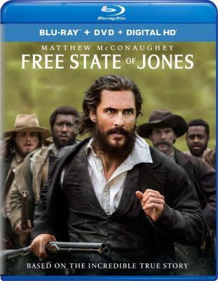 Свободные люди округа Джонс / Free State of Jones (2016) BDRip 720p
