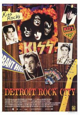 Детройт – город рока / Detroit Rock City (1999) BDRip 1080p