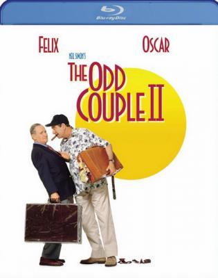 Странная парочка 2 / The Odd Couple II (1998) BDRip 720p