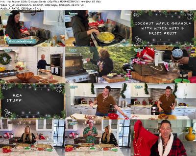 The Kitchen S26E10 Secret Santa 720p WEB H264-KOMPOST