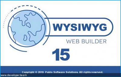 WYSIWYG Web Builder 16.3.2