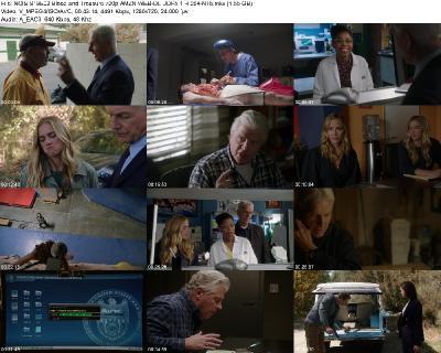 NCIS S18E03 Blood and Treasure 720p AMZN WEB-DL DDP5 1 H 264-NTb