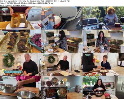 The Kitchen S26E11 Home for the Holidays 720p WEB H264-KOMPOST