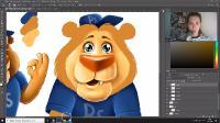 Учимся рисовать стикеры в Photoshop для мессенджеров и социальных сетей (2020/PCRec/Rus)