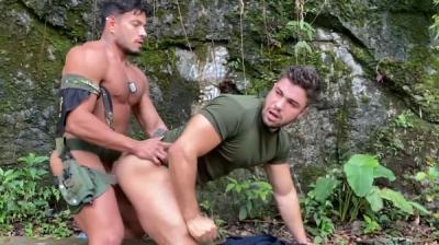 OnlyFans - Alejo Ospina and Daniel Montoya -  Military Guys