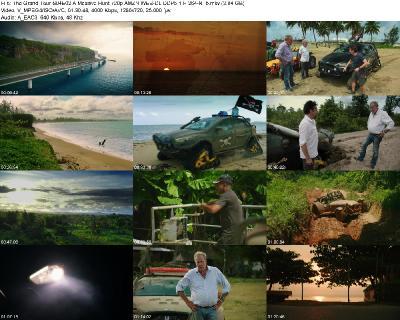 The Grand Tour S04E02 A Massive Hunt 720p AMZN WEB-DL DDP5 1 H 264-NTb