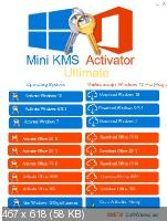 Mini KMS Activator Ultimate 2.4