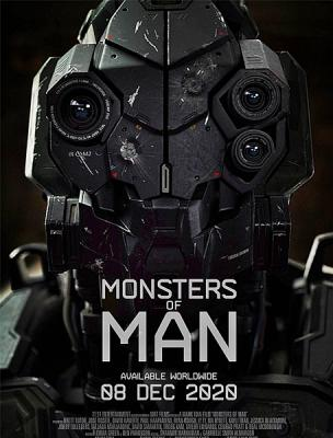 Монстры, созданные человеком / Monsters of Man (2020) WEB-DL 1080p
