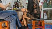 Муж подарил жену лучшему другу на новый год (viktoria sekret) [2020 г., Amateur, Russian, SW., 1080p, CamRip]