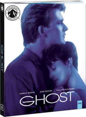 Привидение / Ghost (1990) BDRip 1080p | Remastered