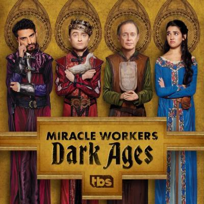 Чудотворцы / Miracle Workers [Сезон: 1] (2019) WEB-DL 1080p | LostFilm, Кураж-Бамбей
