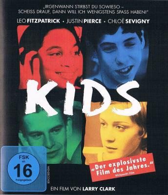 Детки / Kids (1995) BDRip 720p