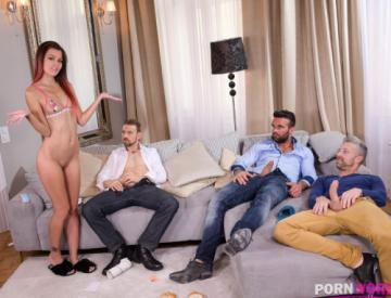 Cindy Shine - Cindy Shine Likes It Absolutely Airtight (2021) 720p