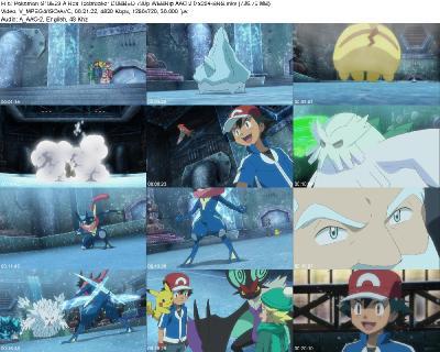 Pokemon S19E29 A Real Icebreaker DUBBED 720p WEBRip AAC 2 0 x264-SRS