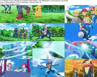 Pokemon S19E25 Championing A Research Battle DUBBED 720p WEBRip AAC 2 0 x264-SRS