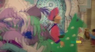 Конь Юлий и большие скачки(2020)