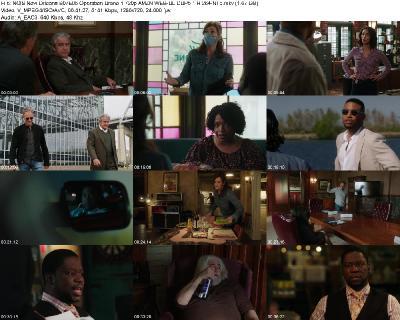 NCIS New Orleans S07E05 Operation Drano 1 720p AMZN WEB-DL DDP5 1 H 264-NTb