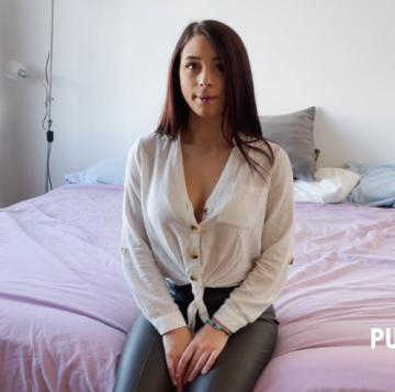 Rebeka Brown - LOVELY SPANISH 18 YEARS OLD (2021) 720p