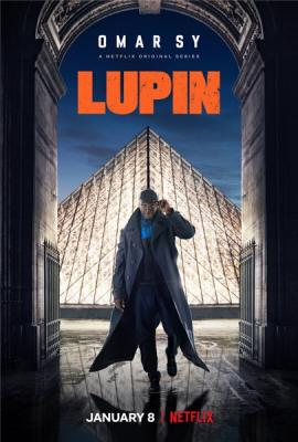 Люпен / Lupin [Сезон: 1, Серии: 1-5 (10)] (2021) WEB-DL 1080p | LostFilm