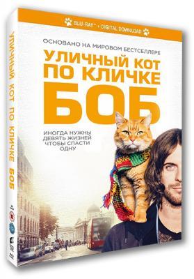 Уличный кот по кличке Боб / A Street Cat Named Bob (2016) BDRip 1080p