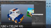 3D моделирование в Autodesk Maya 3D (2020)