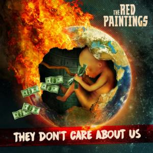The Red Paintings - They Don't Care About Us (Michael Jackson cover) (Single) (2020)