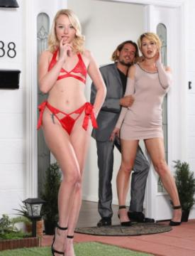 Dixie Lynn, Kit Mercer - My Husband Brought Home His Mistress (2021) 1080p