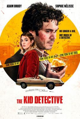 Юный детектив / The Kid Detective (2020) WEB-DL 1080p