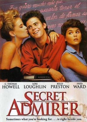 Тайный поклонник / Secret Admirer (1985) BDRip 1080p