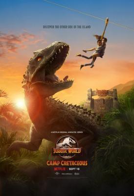 Мир Юрского периода: Лагерь Мелового периода / Jurassic World: Camp Cretaceous [Сезон: 2] (2021) WEB-DL 1080p | Невафильм