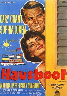 Плавучий дом / Houseboat (1958) WEB-DL 1080p