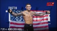 Смешанные единоборства: ДастинПорье—КонорМакгрегор / Полный кард / UFC 257: Poirier vs. Mcgregor 2 / Full Card (2021) IPTVRip