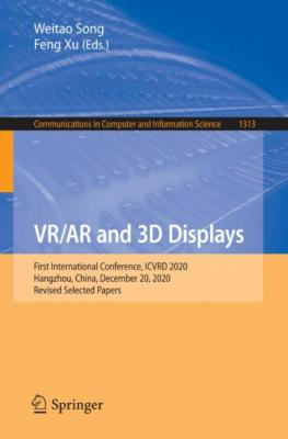 VRAR and 3D Displays