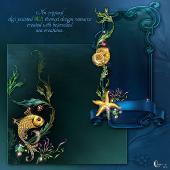 Moonbeam's Treasures of the Sea