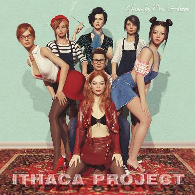 "RSSU (Retro Style Soviet Undies) Case №1 ""Ithaca Project"" [InProgress, 1.0] (ErosAmor) [uncen] [2021, ADV, 3DCG, Male protagonist, Comedy, Handjob, Oral, Vaginal, Threesome (FFM), Lesbian, Pinup, Erotic, Softcore] [rus+eng]"