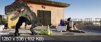 Охота на аллозавров / Triassic Hunt (2021) WEB-DLRip |  WEB-DL 720p