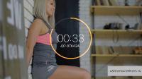 "Жиросжигающий марафон: ""Убираем лишний жир за 30 дней"" + Мега бонусы (2021/CAMRip/Rus)"