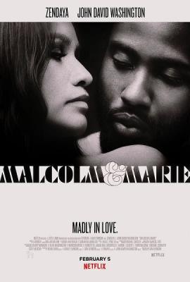 Малкольм и Мари / Malcolm & Marie (2021) WEB-DL 1080p   HDRezka Studio